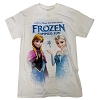 Disney CHILD Shirt - Frozen Anna and Elsa Summer Fun