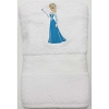 Disney Bath Towel - FROZEN - Princess Elsa of Arendelle