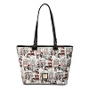 Disney Dooney & Bourke Bag - Main Street Red Shopper Tote