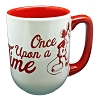 Disney Coffee Cup Mug - Mickey & Minnie Mouse Slogans - Red