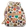 Disney Dooney & Bourke Bag - Disney Parks Buttons - Backpack