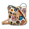 Disney Dooney & Bourke Bag - Disney Parks Buttons - Crossbody