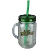 Disney Tumbler with Straw - Fort Wilderness Resort & Campground