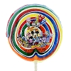 Disney Candy Co. - Mickey & Pals Tutti Fruitti Lollipop - 4 oz