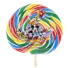Disney Candy Co. - Mickey & Pals Tutti Fruitti Lollipop - 8.5 oz