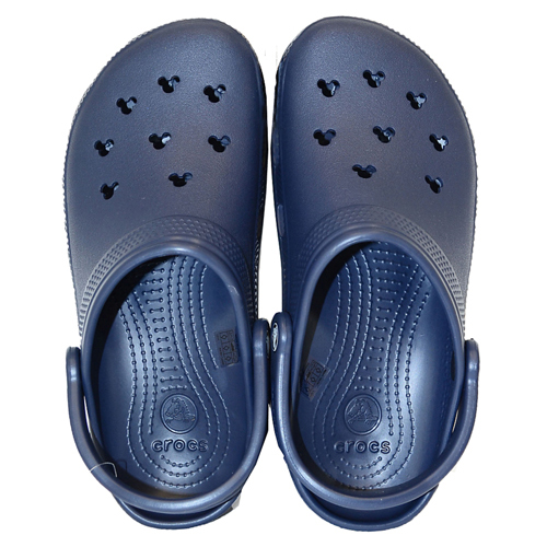 Disney Crocs Shoes Mickey Mouse Classic Navy Blue