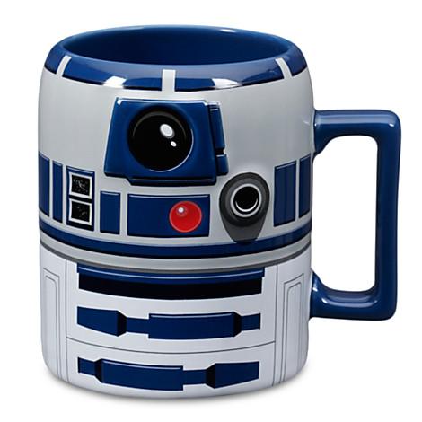 Star wars r2d2 mug (mg23497) - character brands