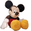 Disney Plush - Long Pile Vintage Mickey Mouse Plush  - 15