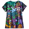 Disney WOMEN'S Shirt - 2014 Halloween Time Logo - Minnie Mouse