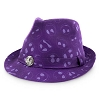 Disney Hat - Fedora Hat - Jack Skellington - Purple - Faces
