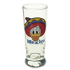 Disney Shot Glass - EPCOT World Showcase - Mexico - Donald Duck