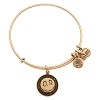 Disney Alex and Ani Charm Bracelet - Jack Skellington - Gold