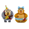 Disney Vinylmation Figure Set - Park Starz Series 3 - Big Al & Trixie
