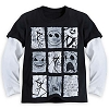 Disney CHILD Shirt - Jack Skellington Long Sleeve Tee