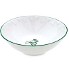 Disney Bowl - Gourmet Mickey Mouse Icon - White with Green