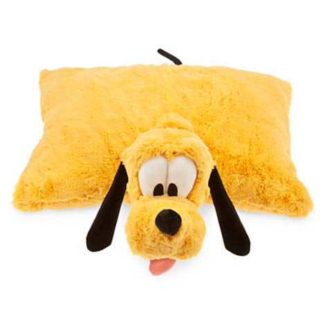Disney Animal Pillow Pets : Your WDW Store - Disney Pillow Pet - Pluto Reverse Pillow Plush