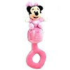 Disney Plush - Baby Minnie Mouse Plush Rattle