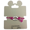 Disney Bracelet - Mickey Icon Have Faith - Pink