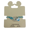 Disney Bracelet - Mickey Icon Nothing is Impossible - Blue