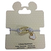 Disney Bracelet - Mickey Icon Today, Tomorrow, Forever - White