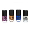 Disney Make-Up - Beautifully Disney Nail Polish Set - Tangled Web