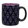 Disney Coffee Cup Mug - Haunted Mansion Wallpaper - Hurry Back