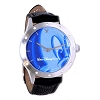 Disney Wrist Watch - Mickey Mouse Face for Men - Blue