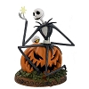 Disney Medium Figure Statue - Jack Skellington - Halloween - Pumpkin