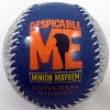 Universal Collectible Baseball - Despicable Me - Minion Mayhem