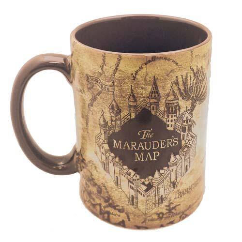 Universal Coffee Cup Mug Harry Potter The Marauders Map