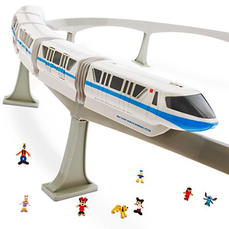 Nightmare Before Christmas Train Set