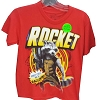 Disney Youth Shirt - Guardians of the Galaxy - Rocket Raccon Red