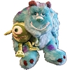 Disney Plush Doll Set - James P. Sullivan Sulley & Mike Wazowski