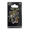Disney Marathon Pin - 2014 Tower of Terror 10 Miler Maleficent Dragon
