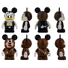 Disney Vinylmation Pack - Star Wars 2014 Donald Solo Goofy Chewbacca