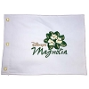 Disney Golf Hole Flag - Disney's Magnolia - Logo -  White