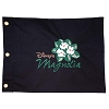 Disney Golf Hole Flag - Disney's Magnolia - Logo -  Black
