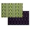 Disney Placemat - The Haunted Mansion Wallpaper Placemat - Green
