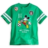 Disney Child Shirt - Mickey Mouse Soccer Jersey