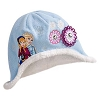 Disney Hat - Plush Girls Hat - FROZEN - Anna and Elsa