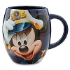Disney Coffee Cup Mug - Disney Cruise Line Captain Mickey Mouse