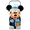 Disney Halloween Popcorn Bucket - Caretaker Mickey Mouse- Glow-In-The-Dark