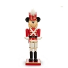 Disney Nutcracker Figure - Mickey Mouse Toy Soldier Nutcracker Figure
