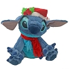 Disney Plush - Happy Holidays Christmas - Santa Stitch