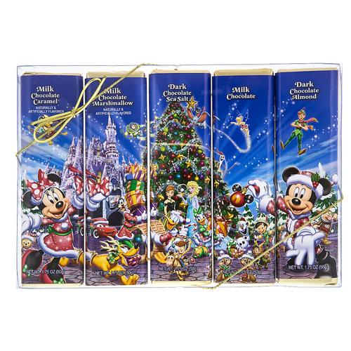 disney goofy candy co christmas chocolate bars gift set. Black Bedroom Furniture Sets. Home Design Ideas