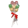 Disney Minnie's Bake Shop - Rice Crispy Mickey Treats Christmas Bouquet