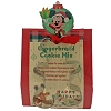 Disney Retro Holiday Home - Gingerbread Cookie Mix and Cutter
