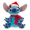 Disney Christmas Plush - Happy Holidays - Santa Stitch