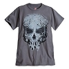 Disney ADULT Shirt - The Haunted Mansion - Hatbox Ghost Skull