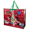 Disney Reusable Tote - Holiday Mickey and Minnie Mouse - Extra Large